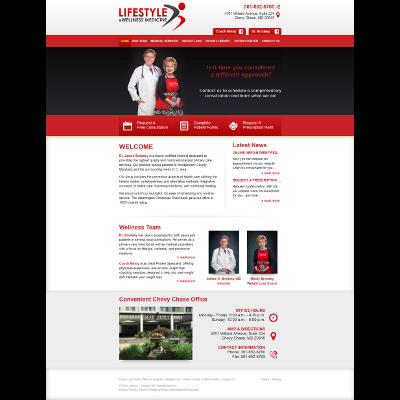 Lifestyle & Wellness Medicine, Internal Medicine