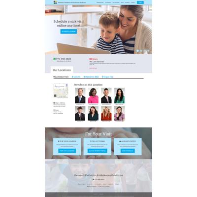 Gwinnett Pediatrics & Adolescent Medicine, Pediatrics & Adolescent Medicine