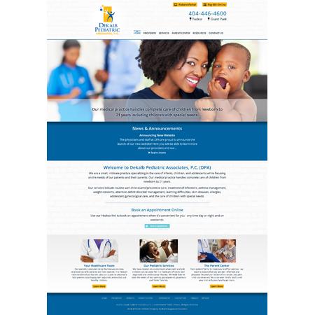 Dekalb Pediatric Associates, Pediatrics
