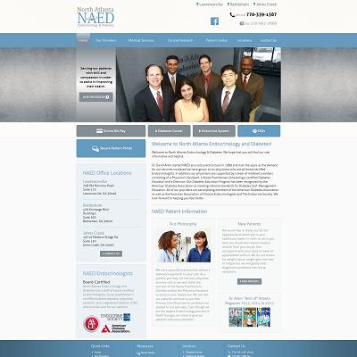 North Atlanta Endocrinology & Diabetes, Endocrinology