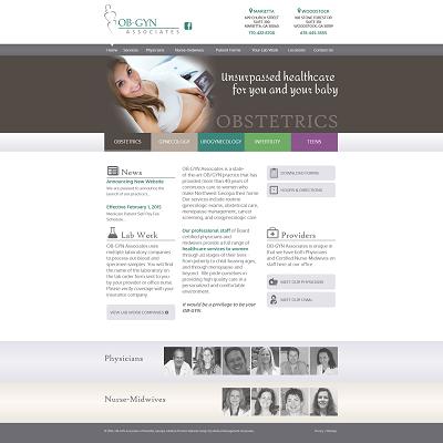 OB-GYN Associates, Gynecology/Obstetrics