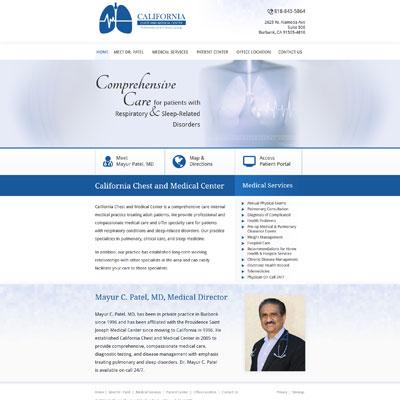California Chest and Medical Center, Pulmonary Sleep Disorders