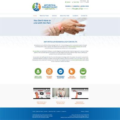 Arthritis & Rheumatology Center, PC, Rheumatology