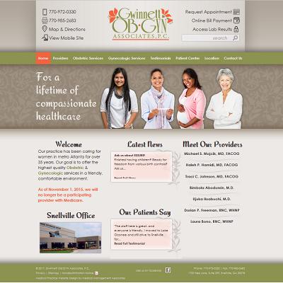 Gwinnett OB/GYN Associates, P.C., Gynecology/Obstetrics