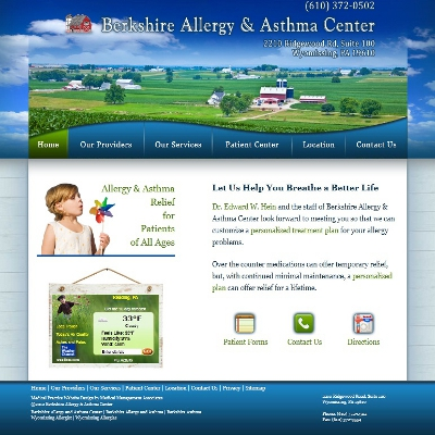 Berkshire Allergy and Asthma Center, Allergy and Asthma
