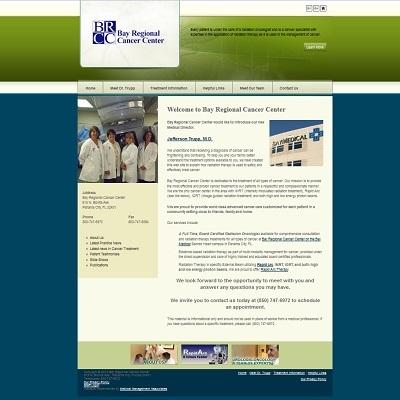 Bay Regional Cancer Center, Radiation Oncology