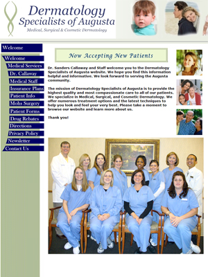 Dermatology Specialists of Augusta, Dermatology