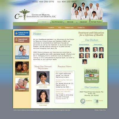 Center for Medicine, Endocrinology & Diabetes, ENDOCRINOLOGY