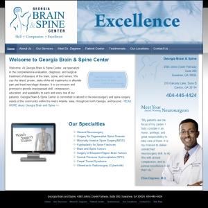 Georgia Brain & Spine Center, Neurosurgery