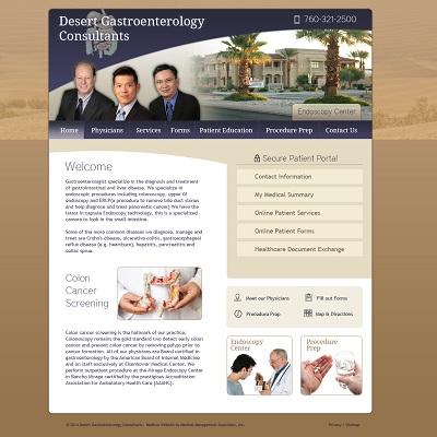 Desert Gastroenterology Consultants, Gastroenterology