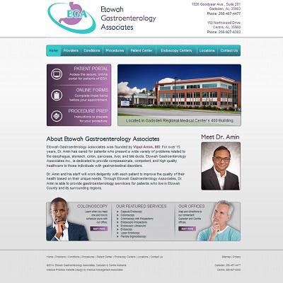 Etowah Gastroenterology Associates, Gastroenterology