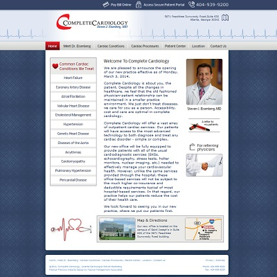 Complete Cardiology, Cardiology