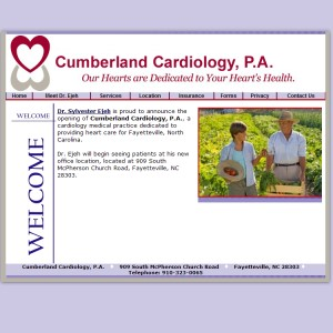 Cumberland Cardiology, Cardiology