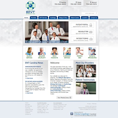 ENT Carolina, ENT/Otolaryngology