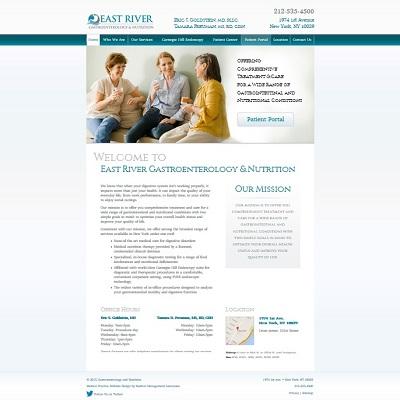 East River Gastroenterology and Nutrition, Gastroenterology