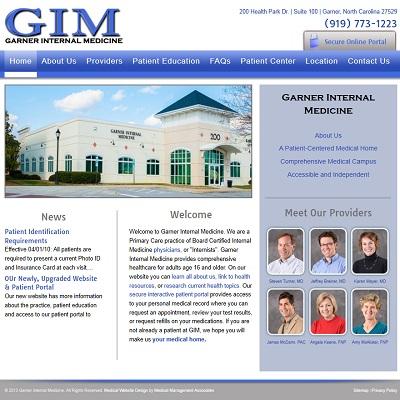 Garner Internal Medicine, Internal Medicine