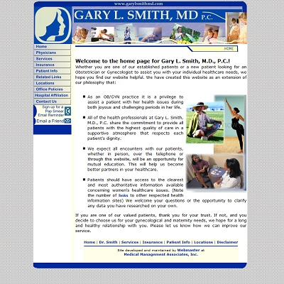 Gary L. Smith, M.D., Gynecology/Obstetrics