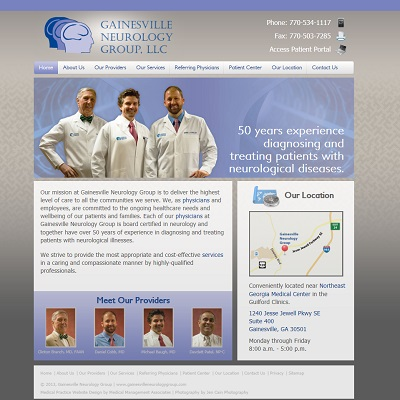 Gainesville Neurology Group, LLC, Neurology