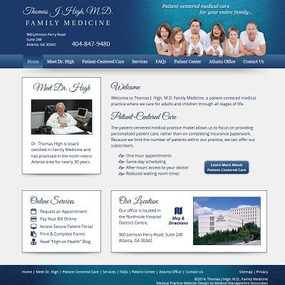 Thomas J High, Family Medicine, Family Medicine
