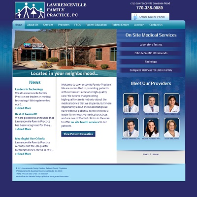 Lawrenceville Family Practice, PC, Family Medicine