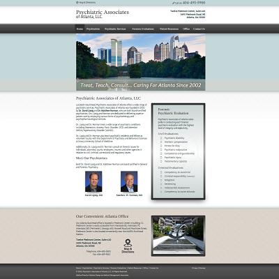 Psychiatric Associates of Atlanta, LLC, Psychiatry
