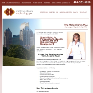 Midtown Atlanta Nephrology, Nephrology