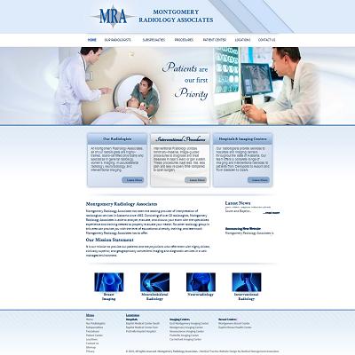 Montgomery Radiology Associates, Radiology