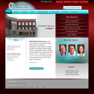 North Atlanta Primary Care, Primary Care Family Medicine