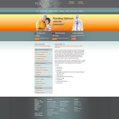 North Atlanta Vascular Clinic and Vein Center, Vascular Surgery