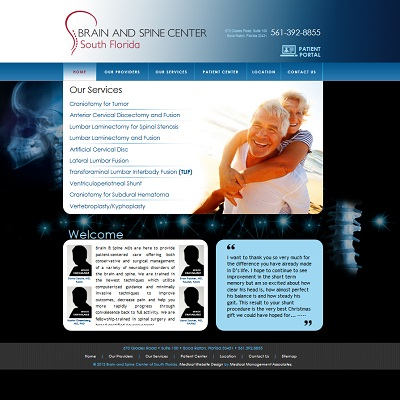 Brain and Spine Center, Neurosurgery