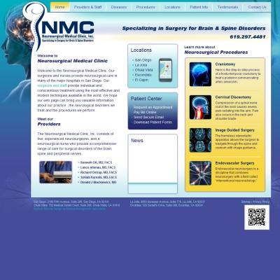 Neurosurgical Medical Clinic, Neurosurgery