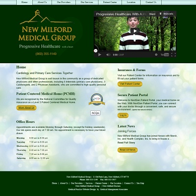 New Milford Medical Group, Internal Medicine