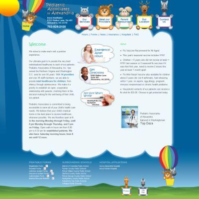 Pediatric Associates of Alexandria , Pediatrics