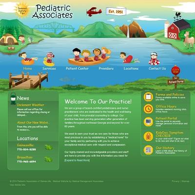 Pediatric Associates, Pediatrics