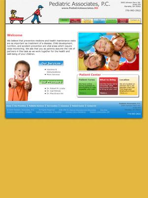 Pediatric Associates, P.C., Pediatrics