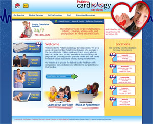Pediatric Cardiology Services, Cardiology