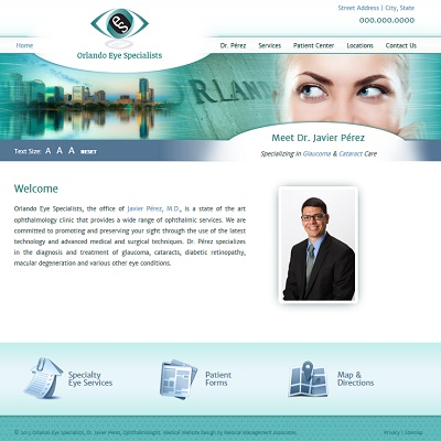 Orlando Eye Specialists, Ophthalmology