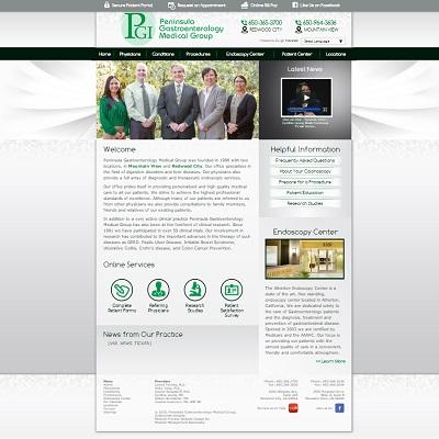 Peninsula Gastroenterology Medical Group, Gastroenterology