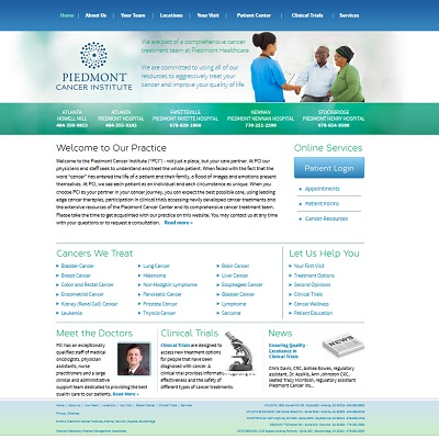 Piedmont Cancer Institute, Hematology Oncology