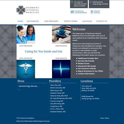 Piedmont Internal Medicine, Internal Medicine