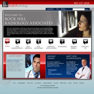 Rock Hill Radiology Associates, Radiology