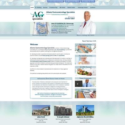Atlanta Gastroenterology Specialists, Gastroenterology