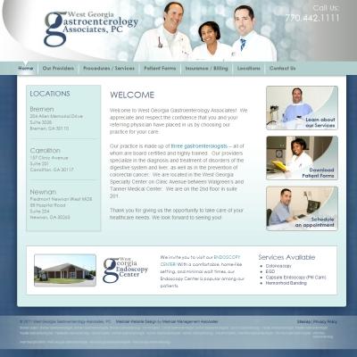 West Georgia Gastroenterology Associates, Gastroenterology