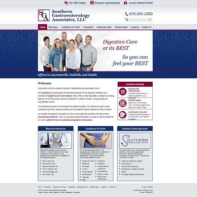 Southern Gastroenterology Associates, LLC, Gastroenterology