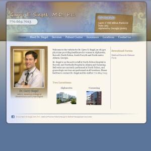 Garry E. Siegel, M.D., Gynecology/Obstetrics