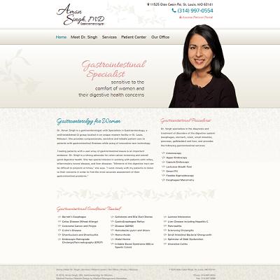 Aman Singh, MD, Gastrointestinal Specialist, Gastroenterology