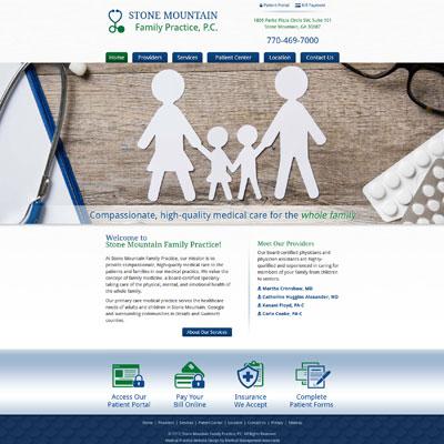 Stone Mountain Family Practice, Family Medicine