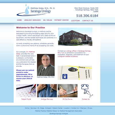 Saratoga Springs Urology, Urology