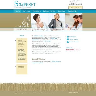 Somerset Gynecology and Obstetrics, Gynecology/Obstetrics