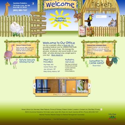 Sunshine Pediatrics, Pediatrics